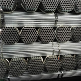 ASTM A53 A500 BS1387 GR. Tubulação galvanizada B do metal