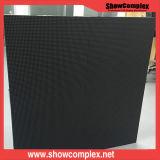 Afficheur LED d'intérieur polychrome de l'écran P3 visuel de haute résolution