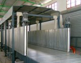 Linha de produção do CNC para fazer a esponja