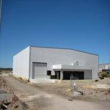 Vorfabrizierter Stahlkonstruktion-Bauernhof-Hangar mit großem Platz