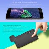 Homtom Ht16 3G WCDMA Smartphone 5.0 Witte Kleur van de Telefoon van de Camera van ROM 3000mAh van de RAM van de Kern van de Vierling Mt6580 van de Duim HD de Androïde 6.0 1GB 8GB 8MP Slimme