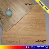 Entwurfs-Fliese-Porzellan-Fußboden-Fliese des Baumaterial-600X600 hölzerne (WT-6604)