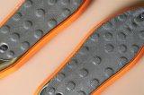 Archivio del piede del metallo dell'acciaio inossidabile per cura di piedi