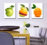 Оптовая картина Linen холстины искусствоа декора стены панели высокого качества 3