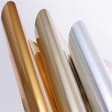 Lámina para gofrar caliente de la transferencia para el plástico de papel y Lignum