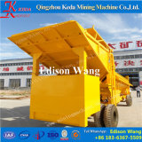 Trommel da mineração do ouro de China Qingzhou Keda