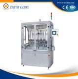 De automatische Machine van het Flessenvullen van de Olie van de Zonnebloem