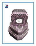 Boîte-cadeau de papier faite sur commande de ventes chaudes pour le bijou d'emballage
