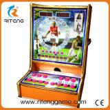Münzen-Ausdrücker-Säulengang-Schrank-Spielautomat mit Gameboard