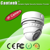 OEM 1080P IP van de Veiligheid van de Koepel van het Bewijs van de Vandaal de Waterdichte Camera van kabeltelevisie (SHR30)