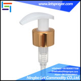 28 / 410 화장품 알루미늄 플라스틱 스크류 왼쪽 - 오른쪽 로션 펌프