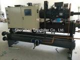 75ton water Gekoelde Bitzer Compressor Koelere Shell en van de Buis Warmtewisselaar