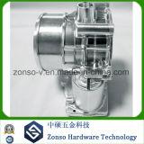 Schwierige hohe Präzision, die maschinell bearbeitenden/maschinell bearbeitete Ersatzteile CNC aufbereitet