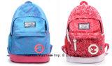 学校、旅行、余暇、ラップトップのための方法キャンバスの印刷のバックパック袋