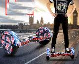 электрический скейтборд 10inch с мигающего огня