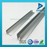 High Quality Kitchen Cabinet Aluminum Profile with Anodized