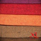 Tela tingida tecida sofá da cadeira de matéria têxtil da cortina de Upholstery do poliéster