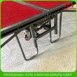 6FTの移動式段階を折る調節可能な高さの金属