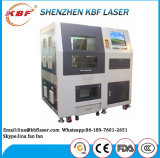 Máquina de estaca precisa do laser da fibra do poder superior