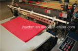 Leather/PVC/Non-Woven/Paper Scherblock-Maschine