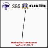 Le câble de commande de qualité de Scojet avec le ressort et l'extrémité de moulage mécanique sous pression