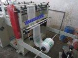 Bolso de alta velocidad automático lleno de la camiseta que hace la máquina