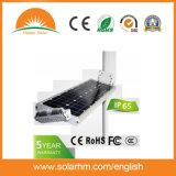(HM-1280W) 30W ha integrato tutti in un indicatore luminoso di via solare del LED con l'alto lumen
