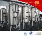 Funzionamento facile e poca linea di produzione del succo di arancia degli operai con la macchina di rifornimento 3 in-1