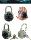 Fechamento de combinação da segurança