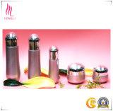 Ensemble de luxe de fantaisie de bouteilles et de chocs cosmétiques pour l'arome