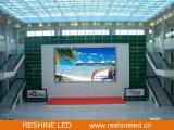 Fixos ao ar livre internos instalam o anúncio da tela de indicador video do diodo emissor de luz do arrendamento/sinal/Panle/parede/quadro de avisos