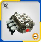 2 Hebel Monoblock Regelventil-hydraulisches Richtungsgriff-Spulen-Ventil