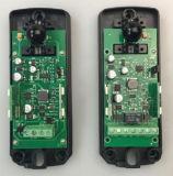 Détecteur infrarouge de faisceau simple actif, détecteur infrarouge simple actif de faisceau de porte de garage