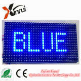 P10 DIP Single Color Blue LED Module d'affichage du module