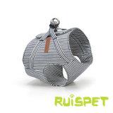Verdrahtung für kleine Welpen-Streifen-Art-weiche niedriger Preis-gehende Hundeverdrahtung und -leine