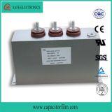 tipo capacitor de alta tensão do petróleo de 600VDC 1000UF do filtro