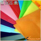 Tela de matéria têxtil não tecida de Spunbond do Polypropylene
