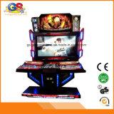 Rei ereto do jogo da arcada da máquina da arcada de Tekken 6 do lutador