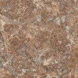 Azulejo de cerámica de la pared del mármol del color de Brown