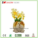 Piccoli Flowerpots del Tortoise del giardino di Polyresin per la decorazione domestica