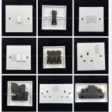 De la alta calidad de Bakeliter 3 interruptores blanco material de cobre 1way o 2way de la cuadrilla del color (831)