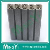 Perfurador feito sob encomenda do metal da letra do alfabeto de Dayton
