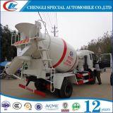 ISO Standard High Qualitly Foton 4X2 Caminhão de betão