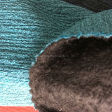 Hzh37 폴리에스테 소파 방석 가구 Hometextile를 위한 리넨 실내 장식품 직물