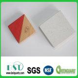 [12-30مّ] أبيض صلبة سطحيّة اصطناعيّة مرو حجارة