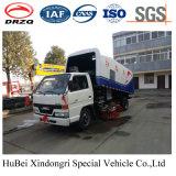 4cbm Jmc Isuzuの道路掃除人のトラックEuro4