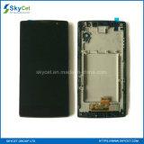 Цифрователь экрана касания LCD с рамкой LCD для LG G4c H525