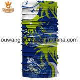 熱い販売のカスタム印刷されたMicrofiberの汗は管状のスカーフを吸収する