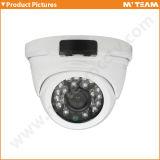 Vidéo surveillance d'intérieur d'IP de télévision en circuit fermé de la caméra de sécurité 1080P 2MP H. 264 de télévision en circuit fermé d'appareil-photo à l'épreuve du vandalisme infrarouge d'IP avec la FCC RoHS de la CE