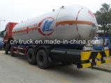 Hotsales大きい15mt 35m3 Dongfeng 8X4 LPGの満ちるトラック